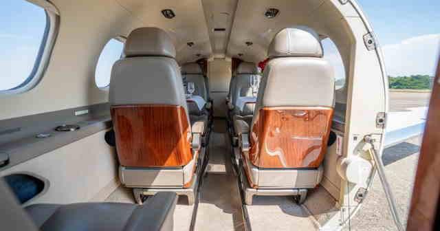арендовать бизнес джет Embraer Phenom 300
