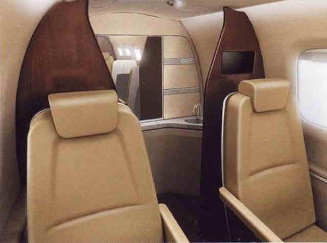 фото частного самолета Grob SPn Utility Jet