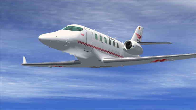 самолет Grob SPn Utility Jet