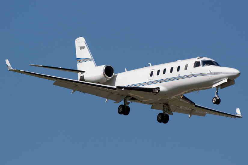 самолет Gulfstream G100