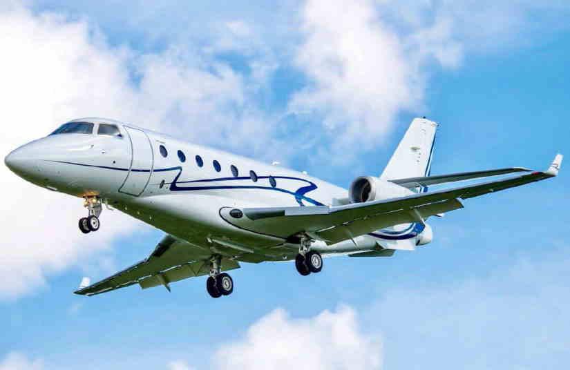 самолет Gulfstream G200