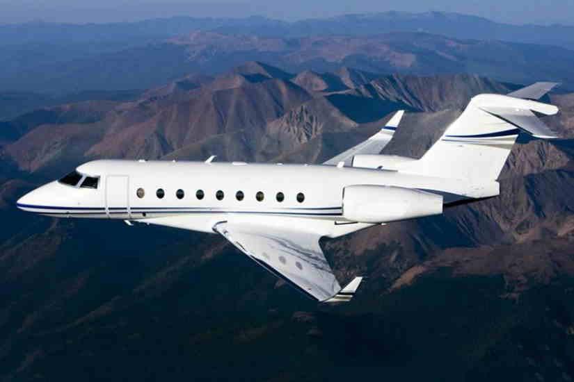 самолет Gulfstream G280
