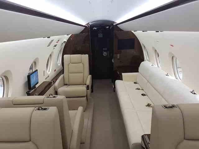 бизнес джет Gulfstream G280 в России
