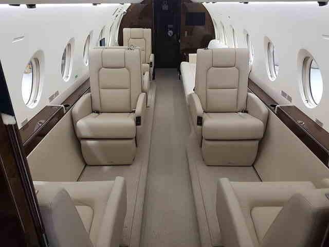 аренда самолета Gulfstream G280