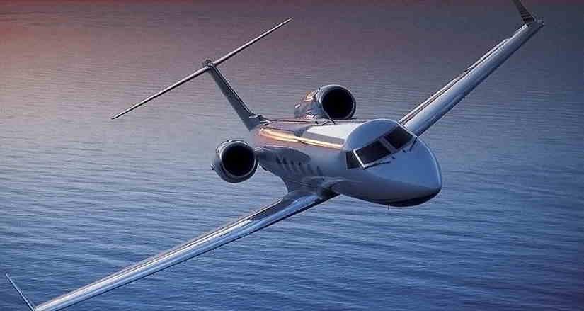 самолет Gulfstream G300