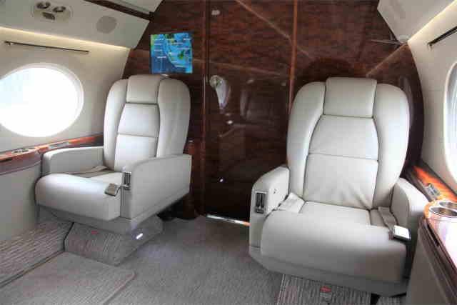перелет самолетом Gulfstream G300