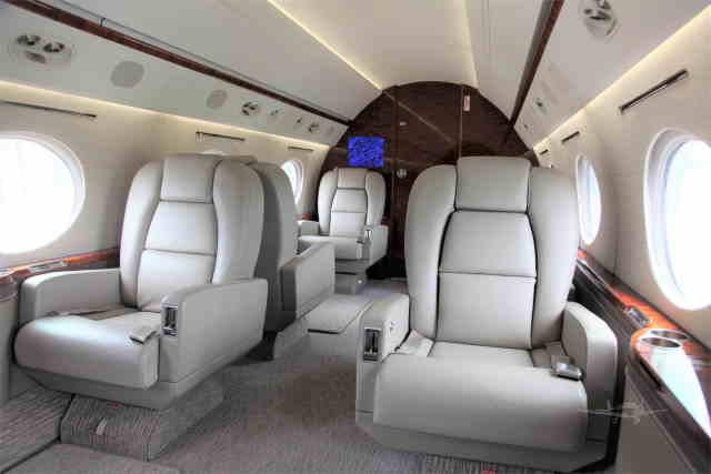 бизнес джет Gulfstream G300 в России
