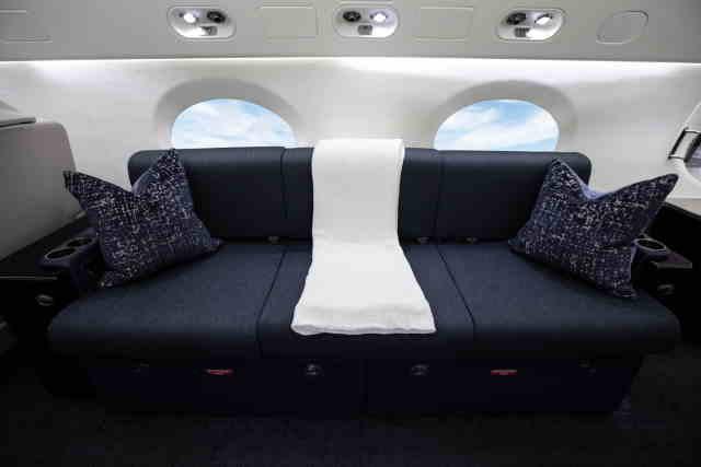 аренда самолета Gulfstream G400