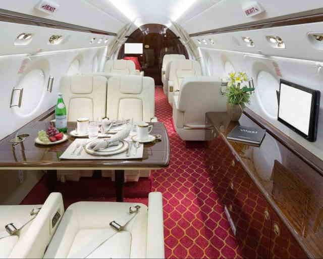 аренда самолета Gulfstream G450