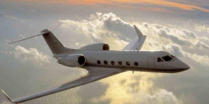 самолет Gulfstream GIV