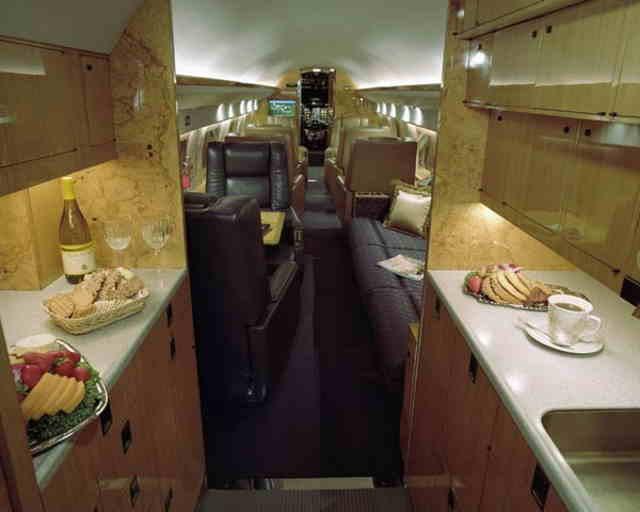 аренда самолета Gulfstream II