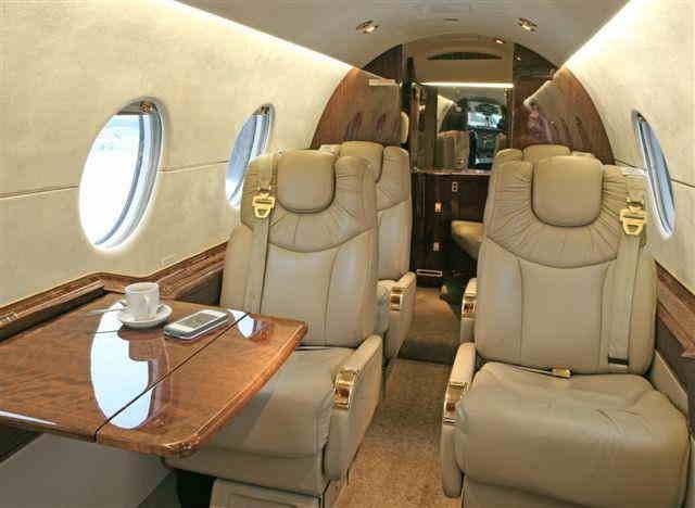 фото частного самолета Hawker 400XP