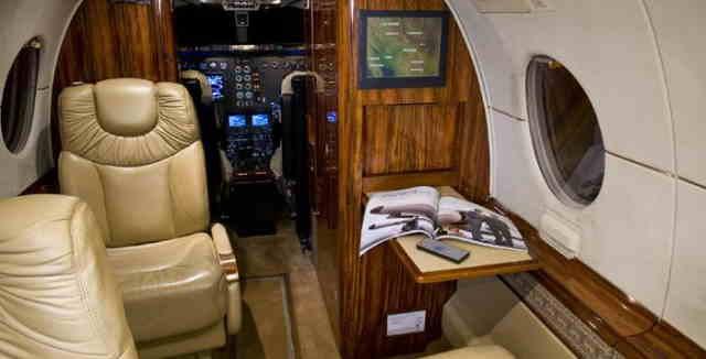 бизнес джет Hawker 400XP в России