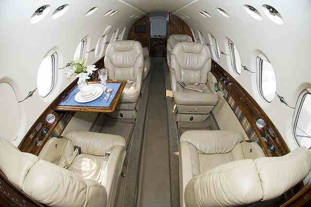 аренда самолета Hawker 800B