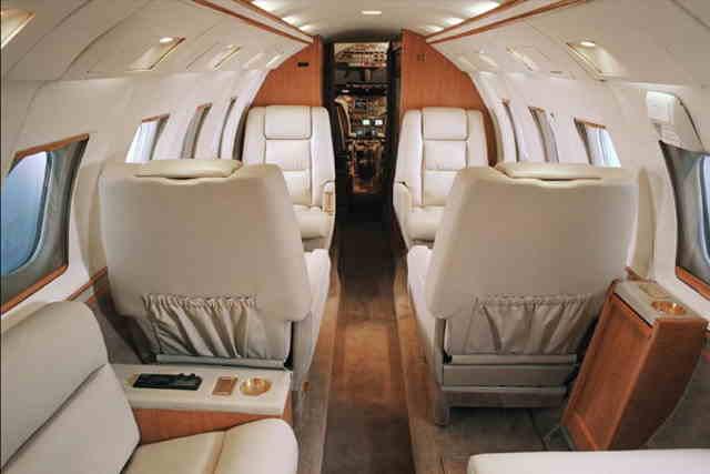 арендовать бизнес джет Hawker 800B