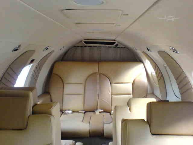 перелет самолетом Learjet 25