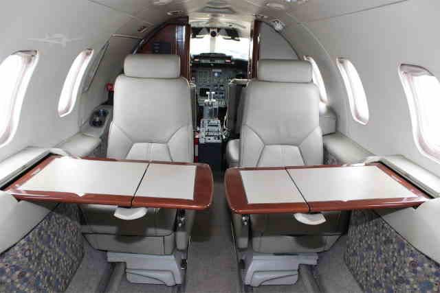 аренда самолета Learjet 31