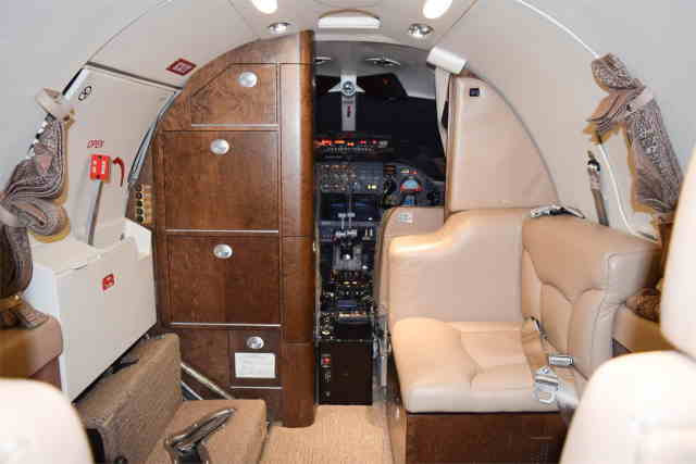 аренда самолета Learjet 35