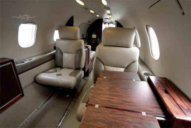 арендовать бизнес джет Learjet 35