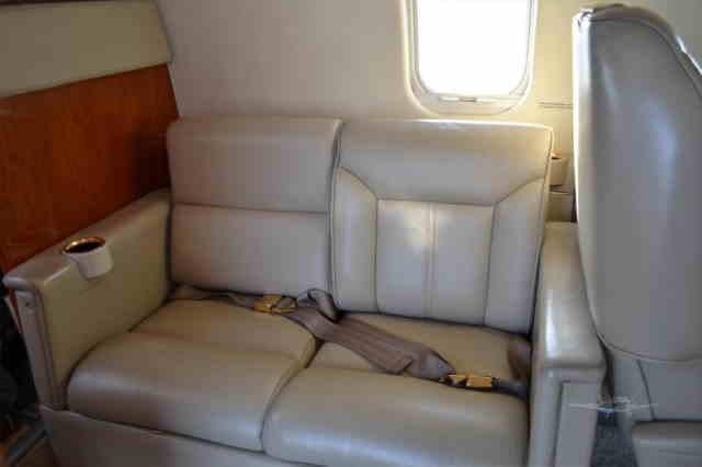 перелет самолетом Learjet 55