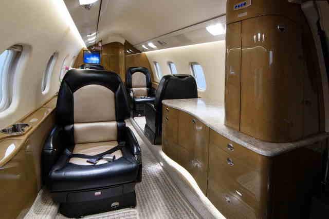 арендовать бизнес джет Learjet 60XR