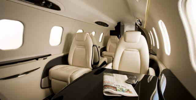 аренда самолета Learjet 85