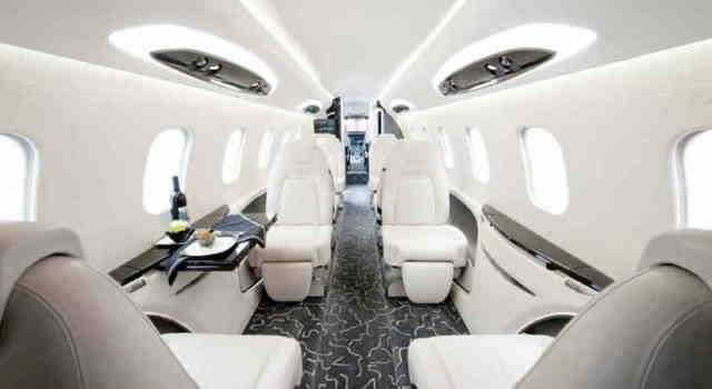 арендовать бизнес джет Learjet 85