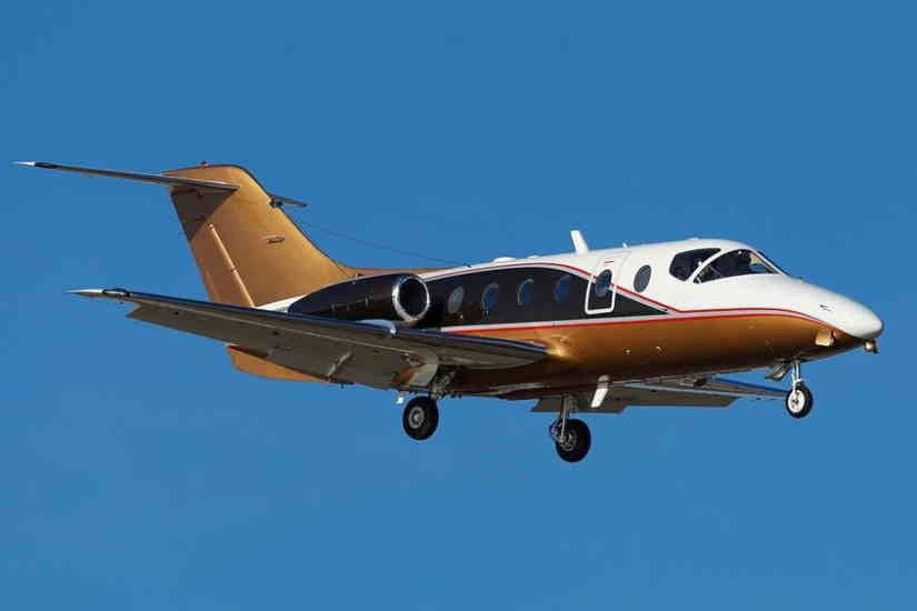самолет Nextant 400 XT