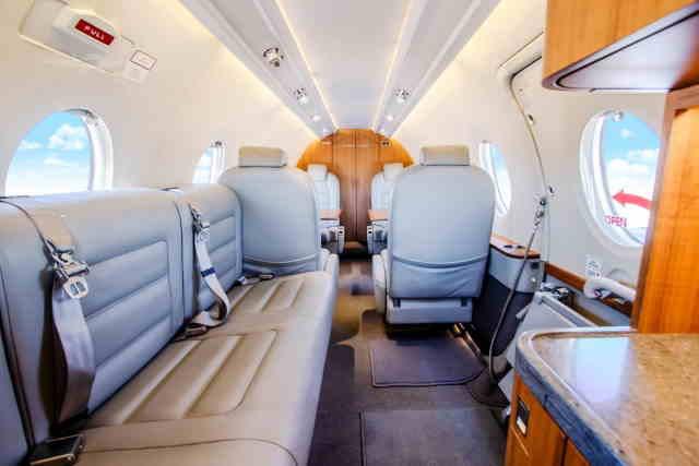 фото частного самолета Nextant 400 XT