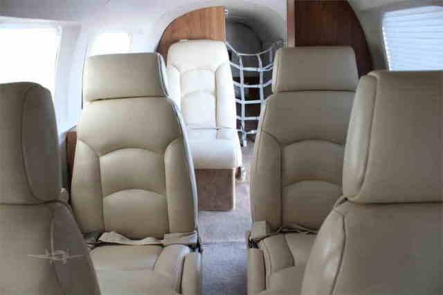 перелет самолетом Piper Cheyenne