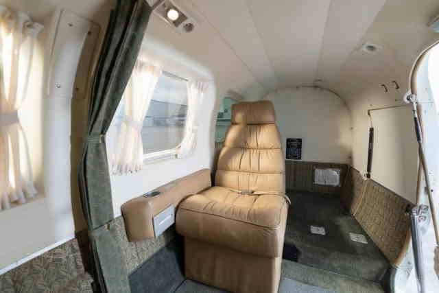 перелет самолетом Piper PA31 Navajo
