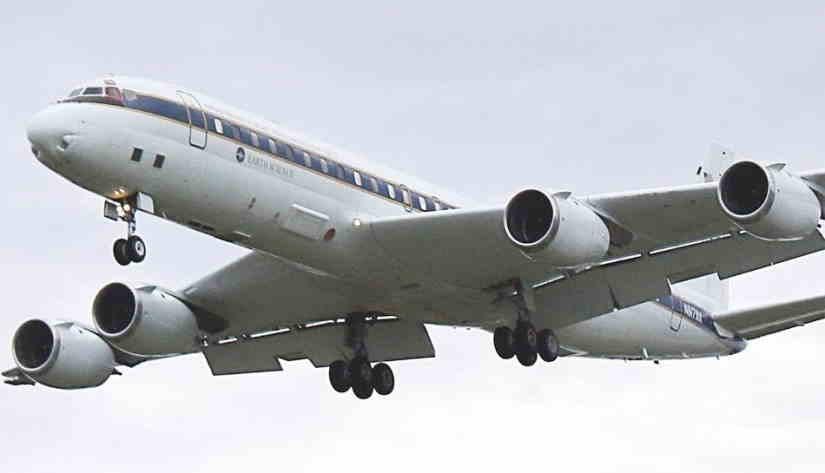 самолет McDonnell Douglas DC-8-72