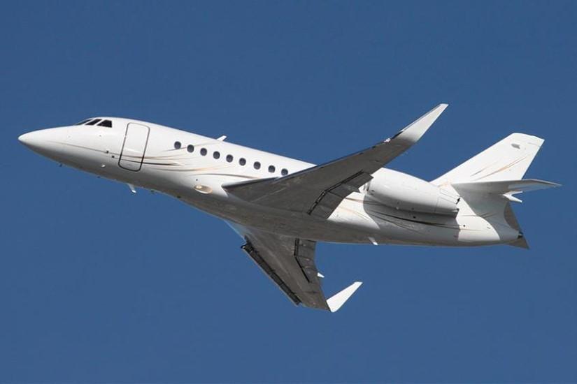 самолет Dassault Falcon 2000 LX