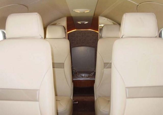 перелет самолетом AdamJet A500