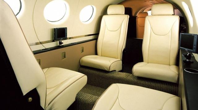 фото частного самолета AdamJet A500
