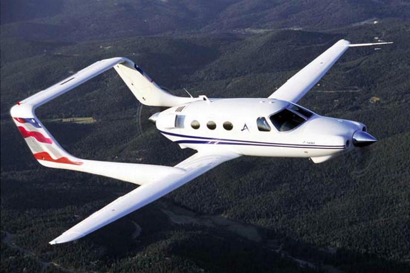 самолет AdamJet A500