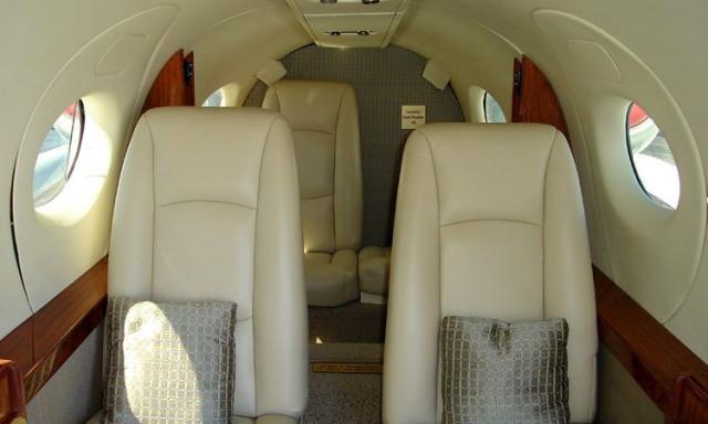 перелет самолетом AdamJet A700