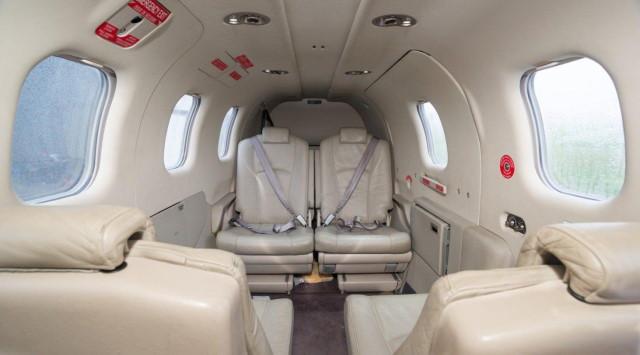перелет самолетом Daher Socata TBM 850