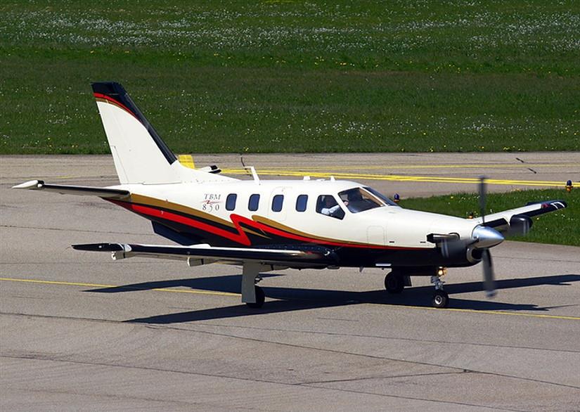 самолет Daher Socata TBM 850