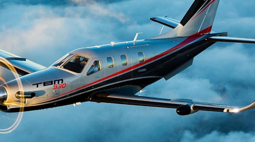 самолет Daher Socata TBM 930