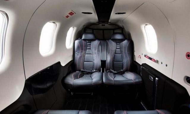 перелет самолетом Daher Socata TBM 930