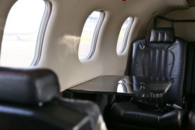 фото частного самолета Daher Socata TBM 930
