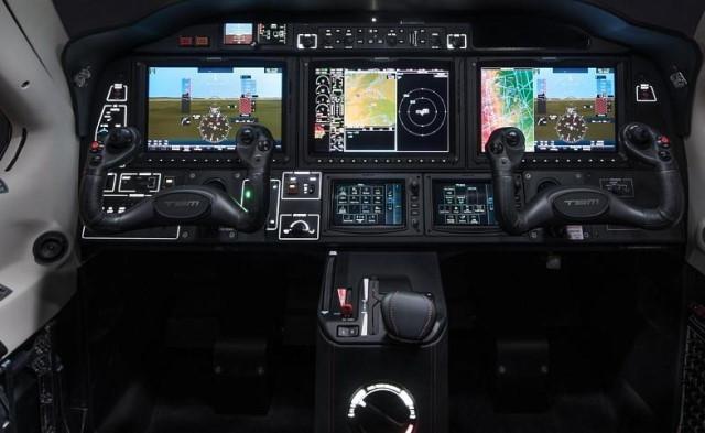бизнес джет Daher Socata TBM 930 в России