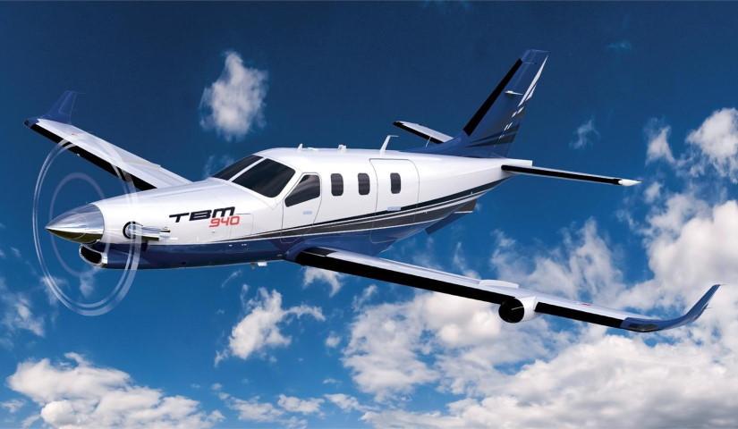 самолет Daher Socata TBM 940