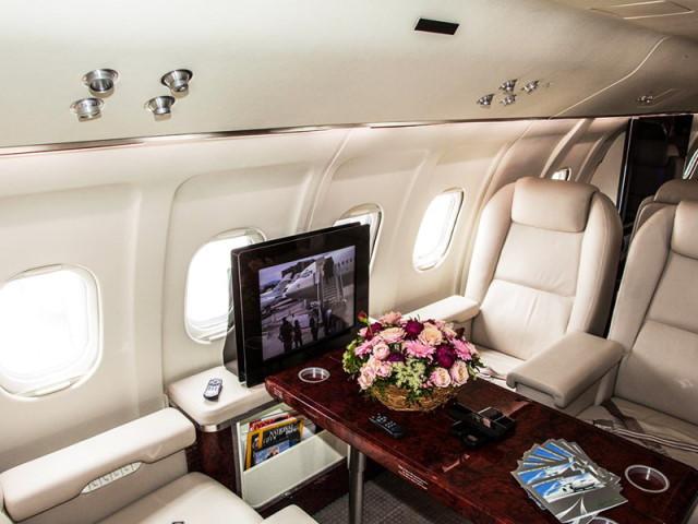 бизнес джет Avro Business Jet в России