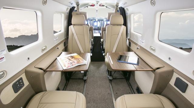 перелет самолетом Quest Kodiak 100