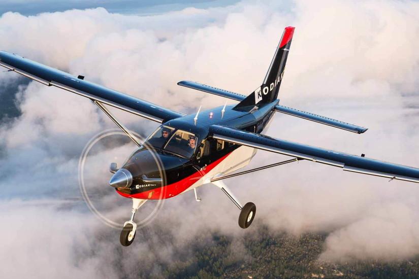 самолет Quest Kodiak 100