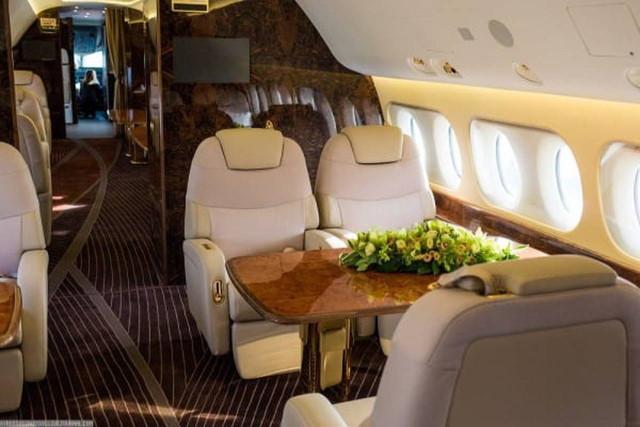 бизнес джет Sukhoi Business Jet в России