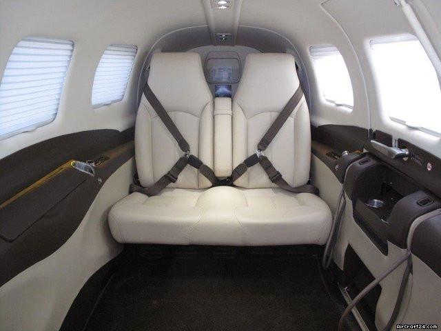 перелет самолетом Piper М500