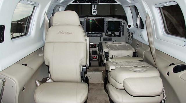 фото частного самолета Piper М500